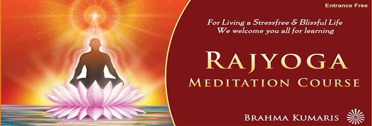Rajyoga Meditation shivir